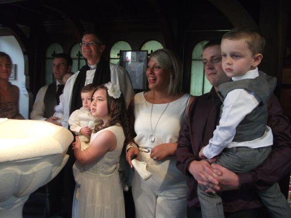 baptism 26 may 2013