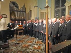 Rhos Orpheos Male Voice Choir September