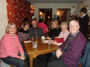 Quiz Night January 2013.