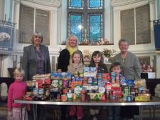 Harvest for the Nantwich Foodbank