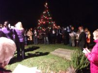 Carols round the Tree Dec. 2013