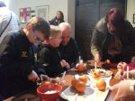 Messy Christingle Dec. 2013