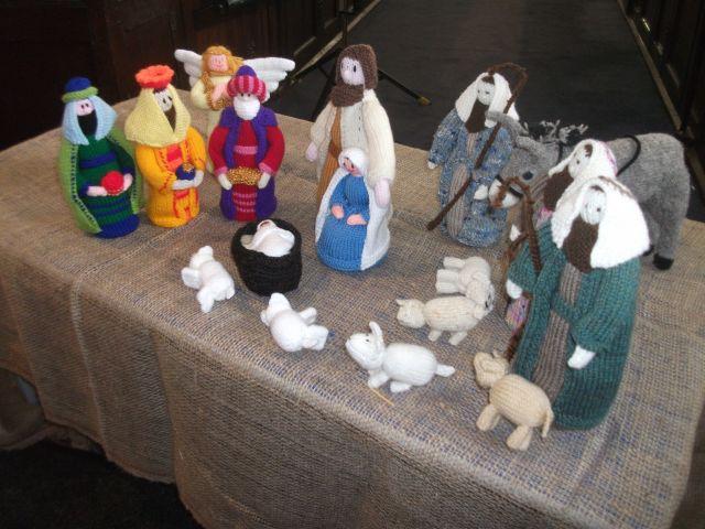Messy Christingle Dec. 2013