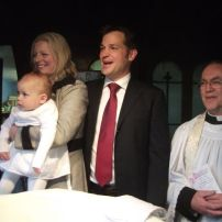 Isabelle Katie Boote Baptism 3