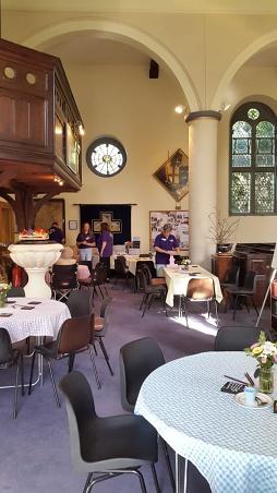 First Cafe Church 012