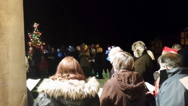 Carols Round the Tree, 2015 013a
