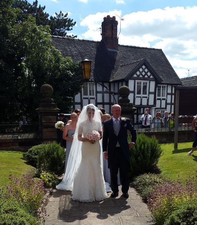 Jason Brocklehurst and Harriet Davies Wedding