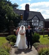 Jason Brocklehurst and Harriet Davies Wedding