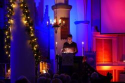 Christmas Sound + Light Carol Service 2016