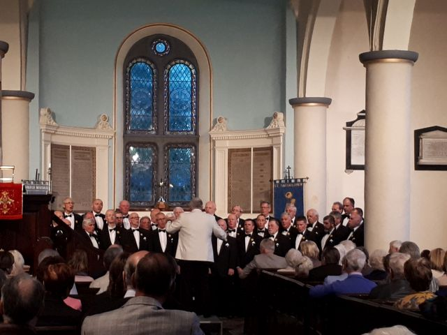 Rhos Orpheous Choir 2017