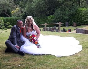 Goodier-Lloyd Wedding