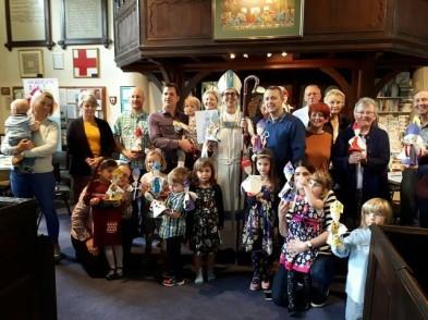 Bishop Libby visit 2017
