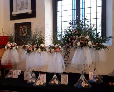 Christmas Flower Event 2017