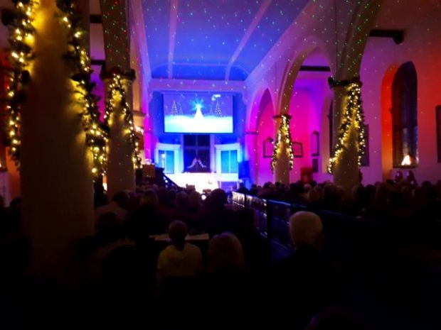 Christ Eve Sound & Light Carol Service 2017