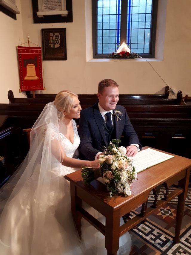 Connor / Hinett Wedding 2017
