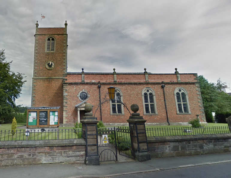 St Bart's Church 2018