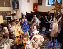 Messy Nativity 2018