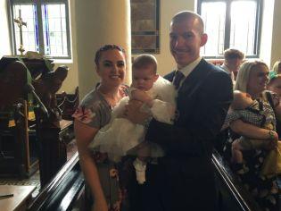 Tahnee Shaw Baptism July 2019