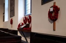 Remembrance wreaths 2020