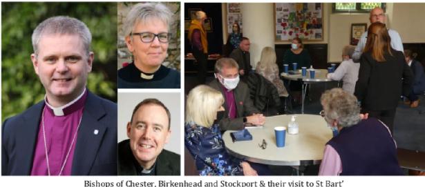 Bishops Visit June 2021